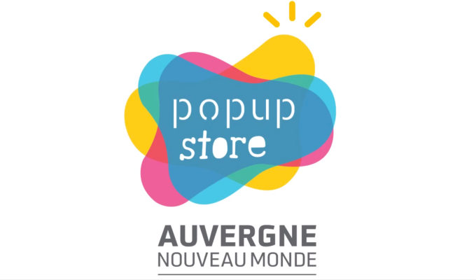 Pop'up Store Auvergne Nouveau Monde Paris