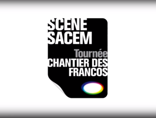 DAYbyDAY – Tournée Sacem Chantier des Francos2012