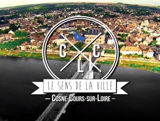 Cosne-Cours-sur-Loire : le sens de laville