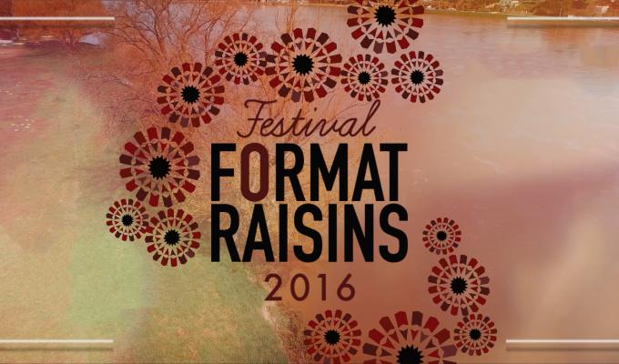 Format Raisins