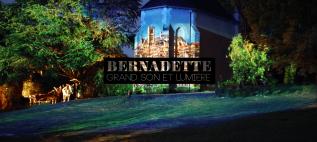 Grand son et lumière Bernadette2016